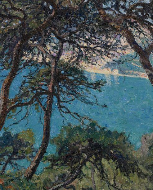 Nouveau regard sur l'artiste post-impressionniste Raymond Thibésart