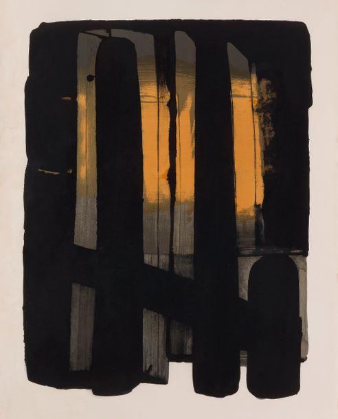 Soulages : nouveaux records mondiaux pour ses œuvres gravées