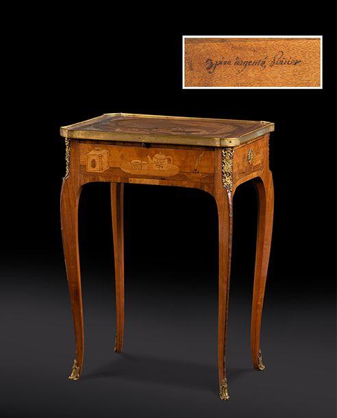 Quand les meubles XVIIIe écrivent leur histoire