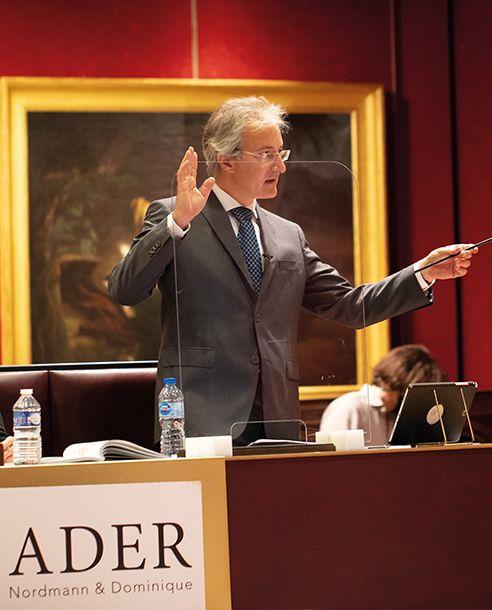 BILAN SEMESTRIEL : 22M d'€ adjugés au premier semestre 2021