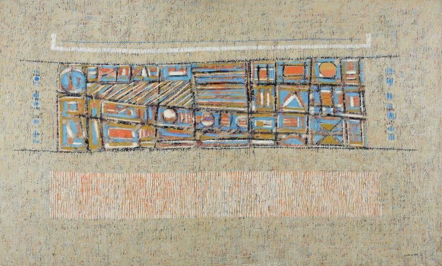 Seund Ja Rhee (1918-2009)