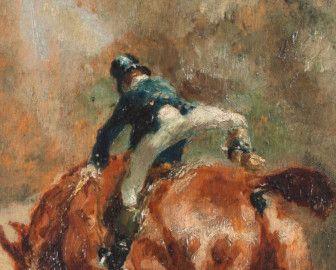 Notre tableau de<br/>Toulouse-Lautrec est dans la dernière Gazette Drouot