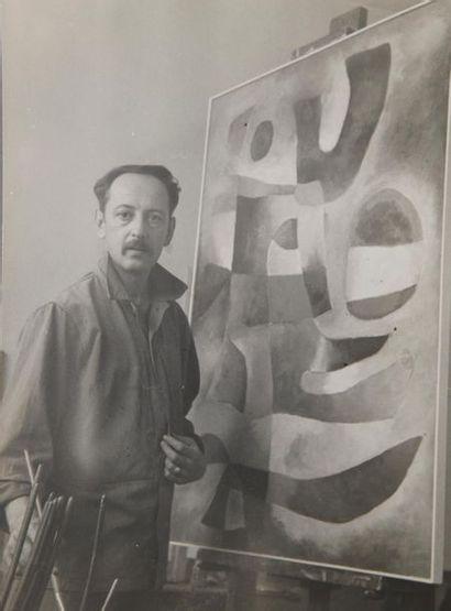 LUNDI 27 MAI : ATELIER CARLOS CARNERO (1922-1980)