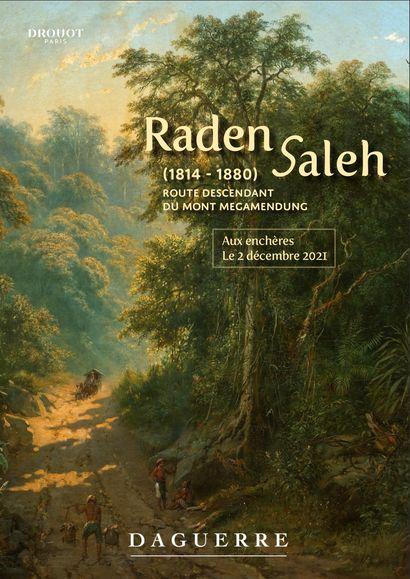 Communiqué de presse Raden Saleh
