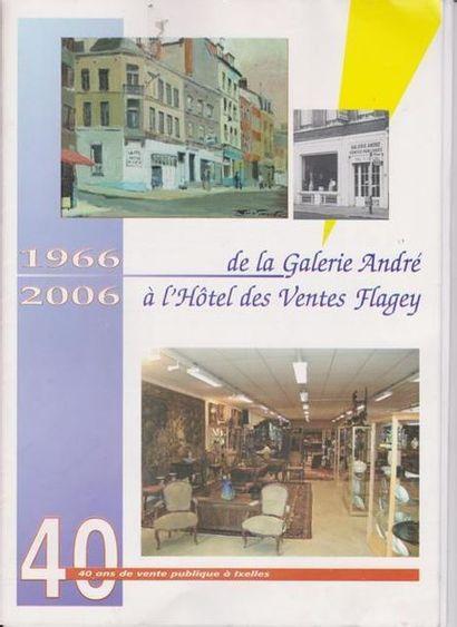 40 ans de ventes publiques à Ixelles