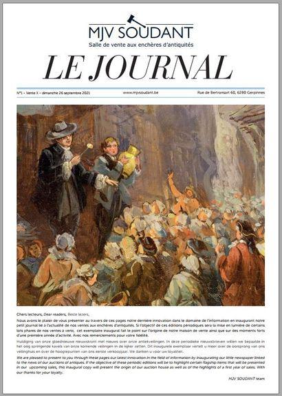 Le journal MJV SOUDANT est né !