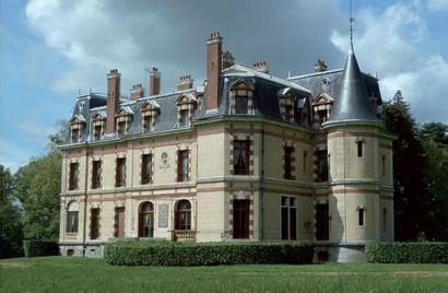 Château de La Haichois à Mordelles