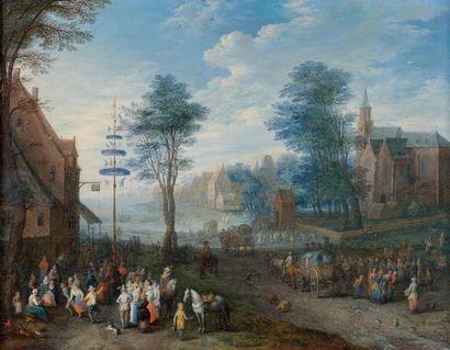 Joseph van BREDAEL (1688-1739)