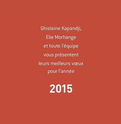 Découvrez notre calendrier 2015 !