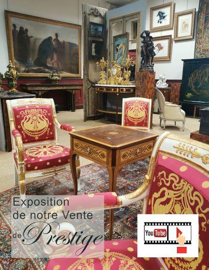 L'Exposition de notre Vente de Prestige débute aujourd'hui, Commencez la visite!