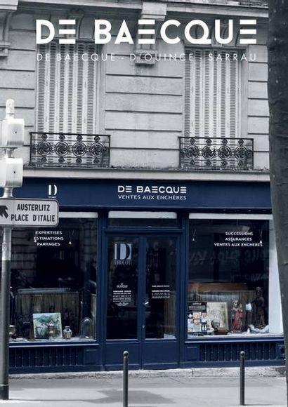 PARIS - JOURNÉES D'EXPERTISES GRATUITES ET CONFIDENTIELLES- HORS LES MURS