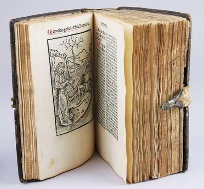 Incunables – Impressions du XVIe siècle - Résultats