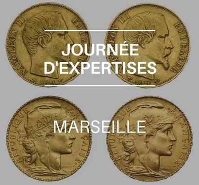 JOURNÉE D'ESTIMATIONS À MARSEILLE