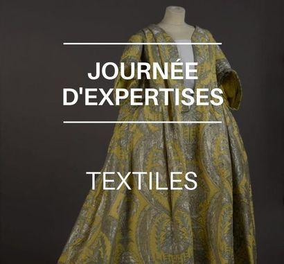 Journée d'estimations Textiles