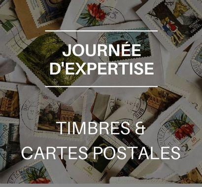 JOURNÉE D'ESTIMATIONS TIMBRES & CARTES POSTALES