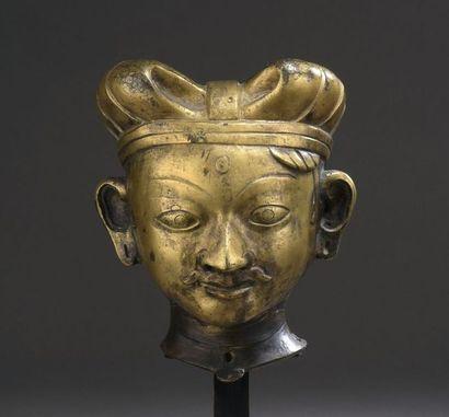 Une sculpture népalaise bientôt en vente