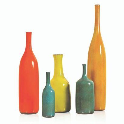Des vases de Jacques et Dani RUELLAND à découvrir