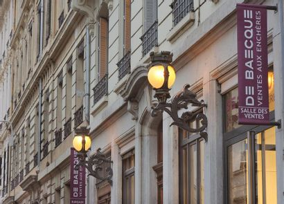 DE BAECQUE & ASSOCIES se classe 16ème maison de ventes aux enchères en France en 2019