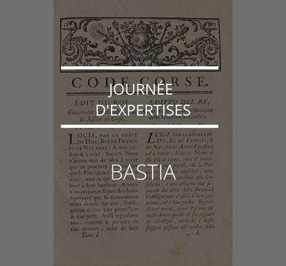 JOURNÉE D'EXPERTISES À BASTIA