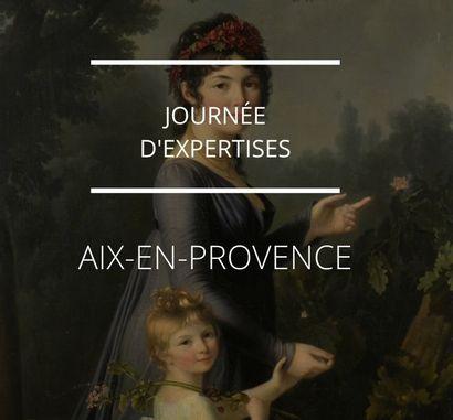 REPORTÉE  - JOURNÉE D'EXPERTISES À AIX-EN-PROVENCE