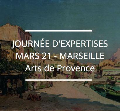 Journée d'expertises gratuites & confidentielles - Arts de Provence - Marseille