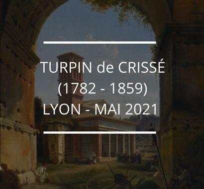 Une oeuvre remarquable de Lancelot Théodore TURPIN de CRISSÉ aux enchères à Lyon