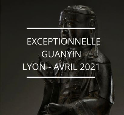 Une Exceptionnelle Guanyin, Chine - SONG (960-1279)