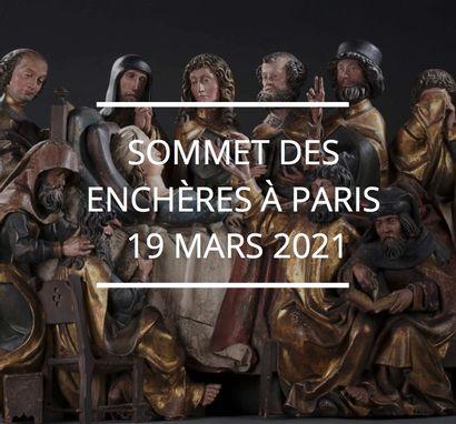 SOMMET DES ENCHÈRES À PARIS