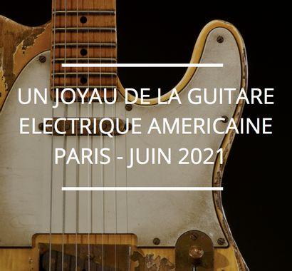 Un joyau de la guitare électrique américaine