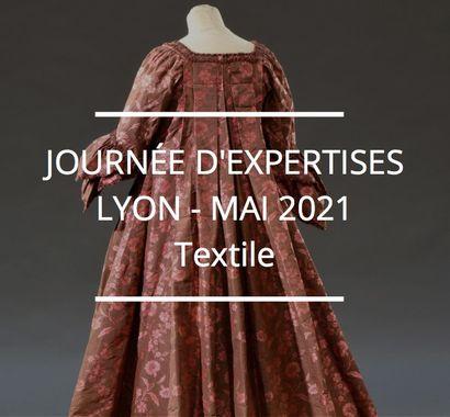 JOURNÉE D'EXPERTISES GRATUITES ET CONFIDENTIELLES - TEXTILE - LYON