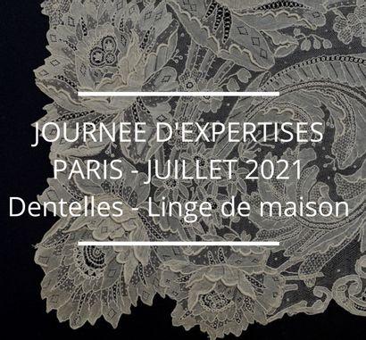JOURNÉE D'EXPERTISES GRATUITES ET CONFIDENTIELLES - PARIS