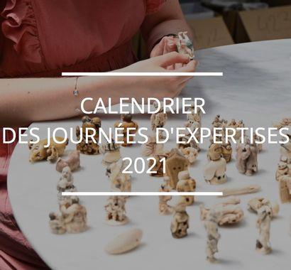 JOURNÉES D'EXPERTISES DE SEPTEMBRE À DÉCEMBRE