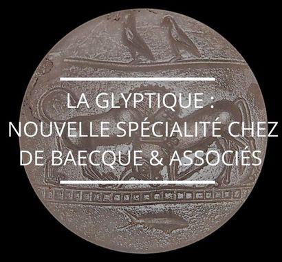 LA GLYPTIQUE, NOUVELLE SPÉCIALITÉ CHEZ DE BAECQUE & ASSOCIÉS