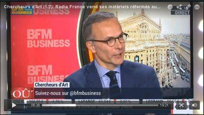 Chercheur d'Art (1/2) : Radio France vend ses matériels réformés aux enchères