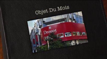 Objet Du Mois <br>Carré HERMES