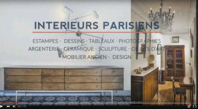INTERIEURS PARISIENS Vente 8 avril 2016 - 13h30