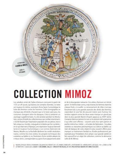 COLLECTION MIMOZ
