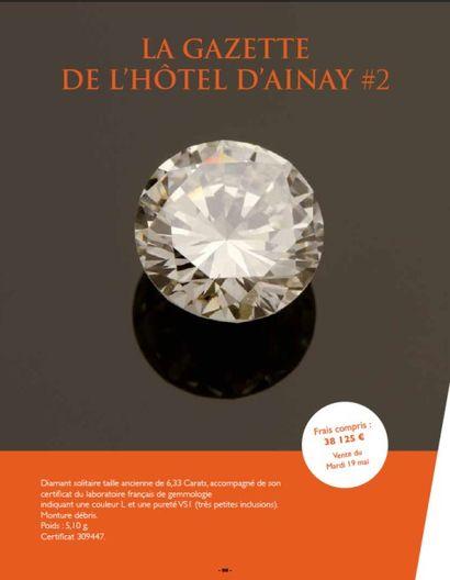 La Gazette de l'Hôtel d'Ainay #2