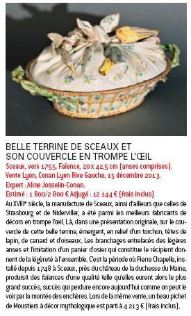 Belle Terrine de Sceaux