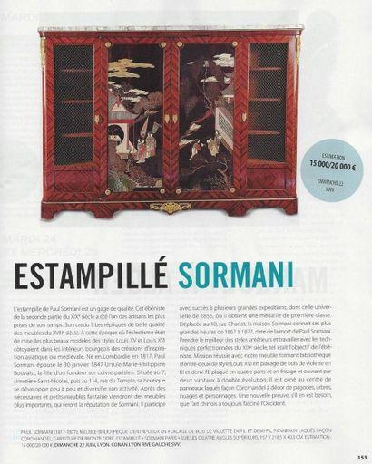 Estampillé Sormani