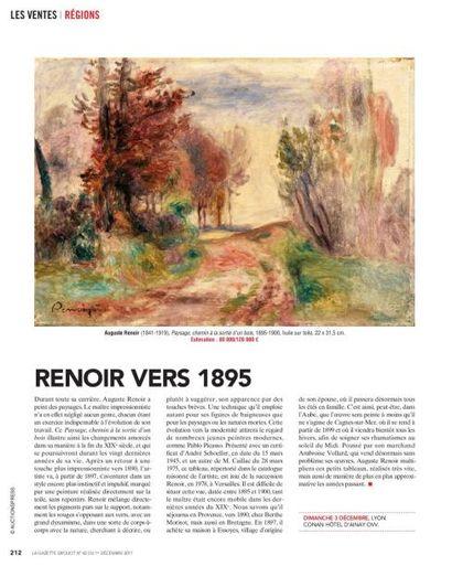 RENOIR VERS 1895