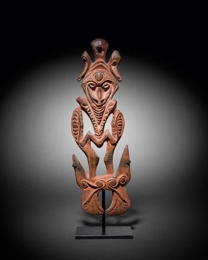ART DE NOUVELLE GUINEE / CARTES GEOGRAPHIQUES ANCIENNES