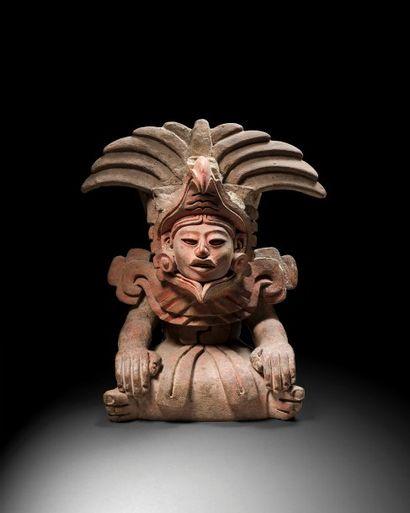 Mercredi 23 mars, à 14h30, Ancienne collection VANDEN AVENNE, art précolombien