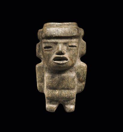 MEXIQUE CLASSIQUE, une statue adjugée 60 960 € frais compris vente du 2 décembre 2016