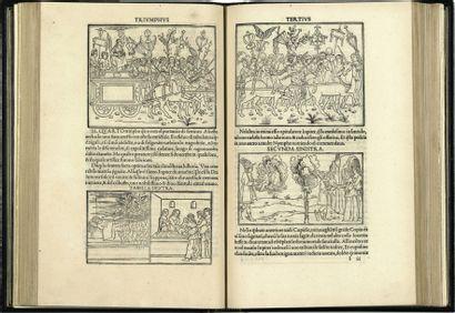 LES LANGUES DE LA RENAISSANCE  Francesco Colonna (1433-1527), adjugé  69 850 €, vente du 7 décembre 2016