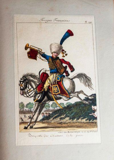 BIBLIOTHÈQUE DU DR. Henri POLAILLON,  arts du spectacle ou de la chasse, ornithologie et uniformologie...