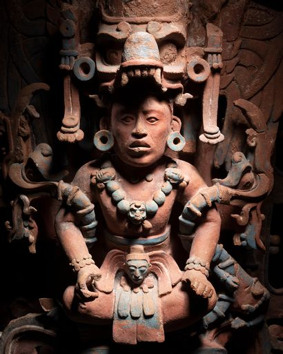 2,2M € pour la 5e partie d'une collection américaine d'art précolombien