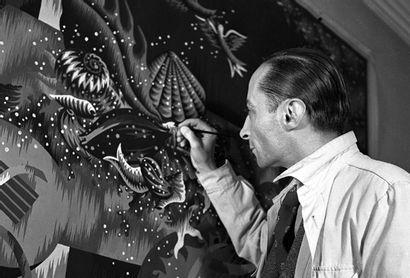12 exceptionnelles tapisseries de Jean PICART Le DOUX