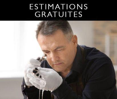 ESTIMATIONS GRATUITES