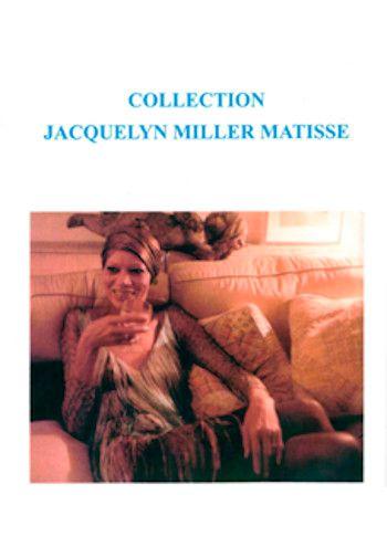 Collection Jacqueline Matisse